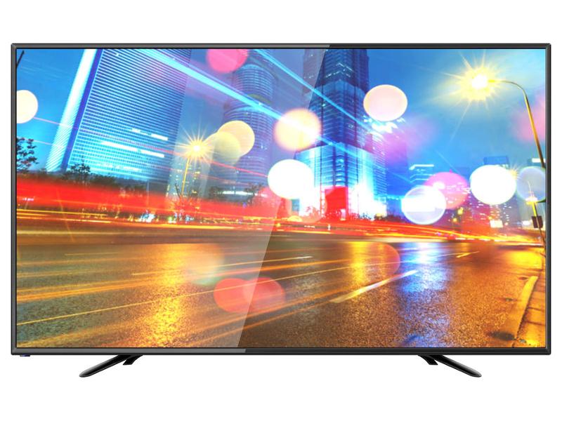 Телевизор HARTENS HTV-43F01-T2C цена 2017
