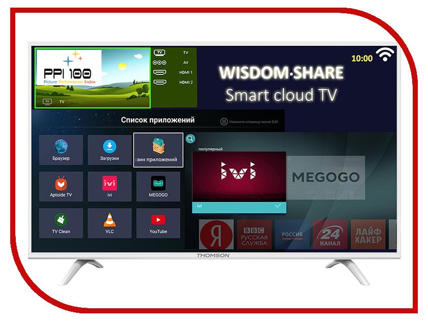 Телевизор Thomson T32RTL5131 телевизор thomson t55usm5200