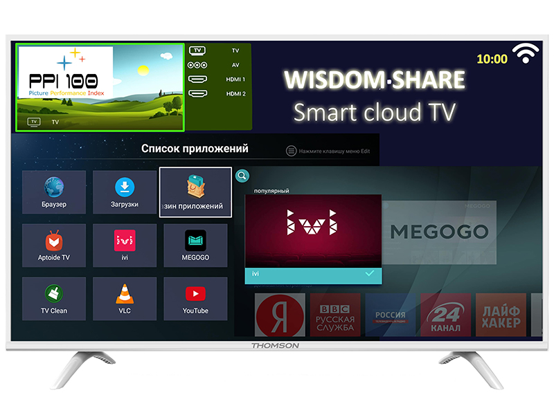 купить Телевизор Thomson T32RTL5131 дешево