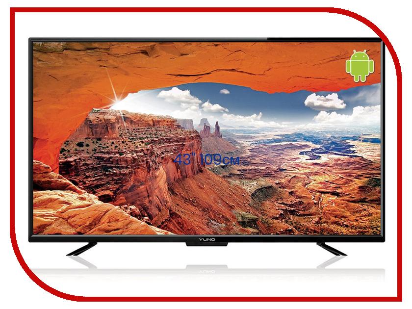 Телевизор Yuno ULX-43FTC245 электрический накопительный водонагреватель thermex ers 100 v silverheat