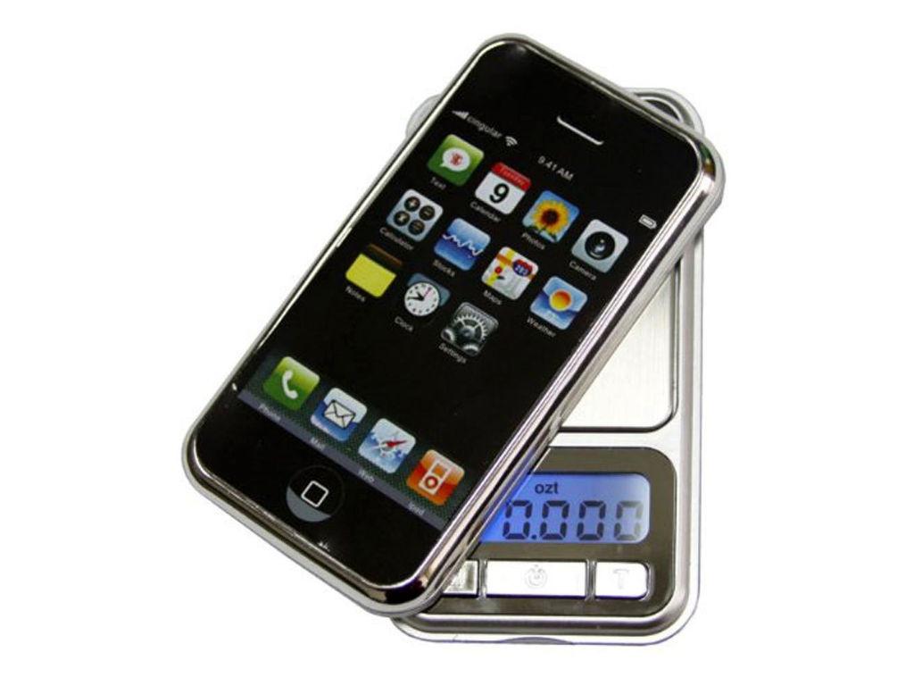 Весы Kromatech iPhone 2308 29149b035