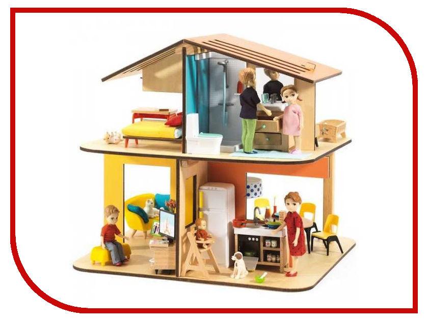 Кукольный домик Djeco Современный дом 07802