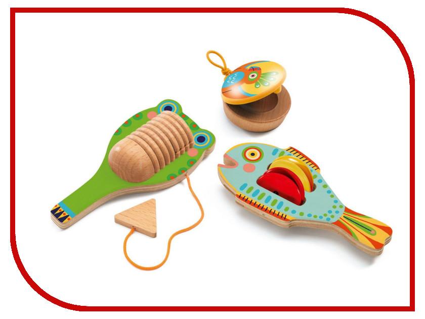 Детский музыкальный инструмент Djeco 06020 lepin 06020 1325pcs ninja final fight of destiny s bounty building blocks compatible 70738 brick toy