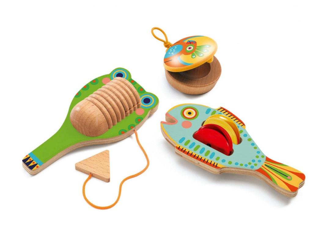 Детский музыкальный инструмент Djeco 06020 музыкальный инструмент handpan