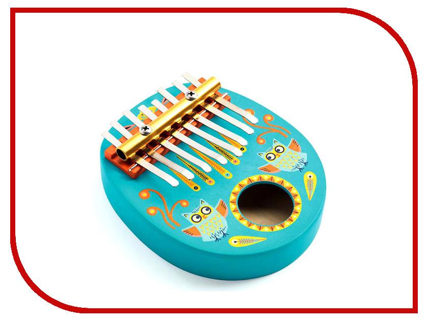 Детский музыкальный инструмент Djeco Калимба 06019 детский музыкальный инструмент china bright музыкальные инструменты 1492649