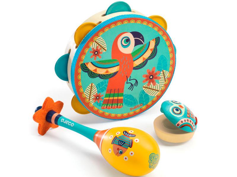 Детский музыкальный инструмент Djeco 06016 недорго, оригинальная цена