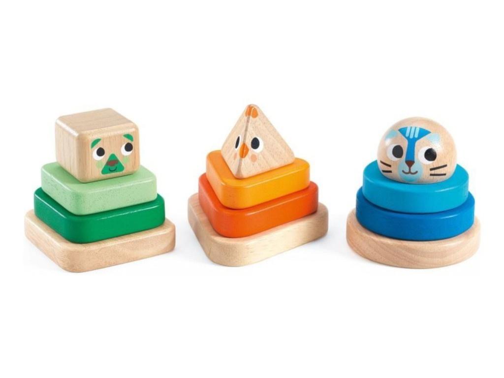 Игровой набор Djeco Животные-мини 06307