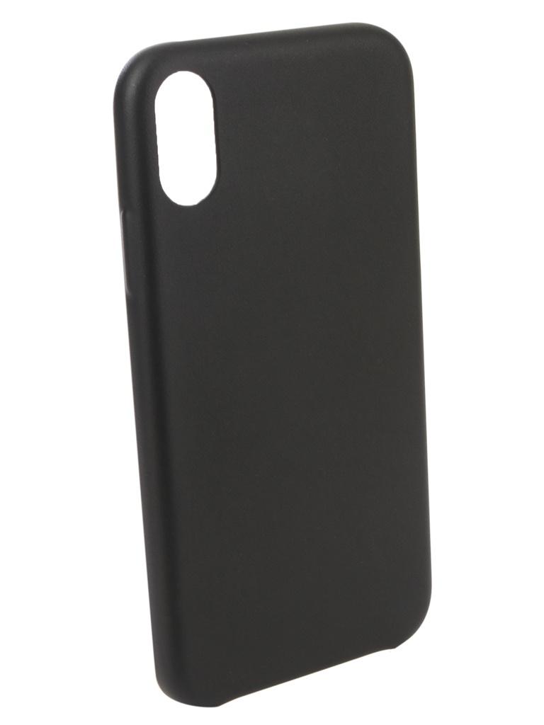 цена на Аксессуар Чехол G-Case для iPhone Xr Slim Premium Black GG-991