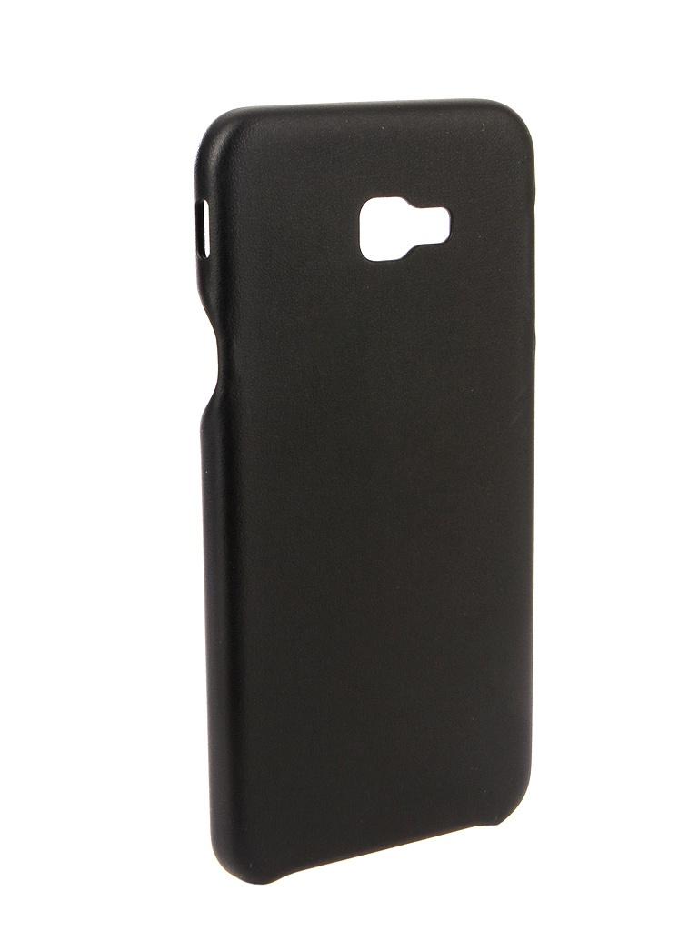 Аксессуар Чехол G-Case Slim Premium для Samsung Galaxy J4 Plus 2018 Black GG-993 чехол g case slim premium для samsung galaxy j8 2018 gg 984 черный
