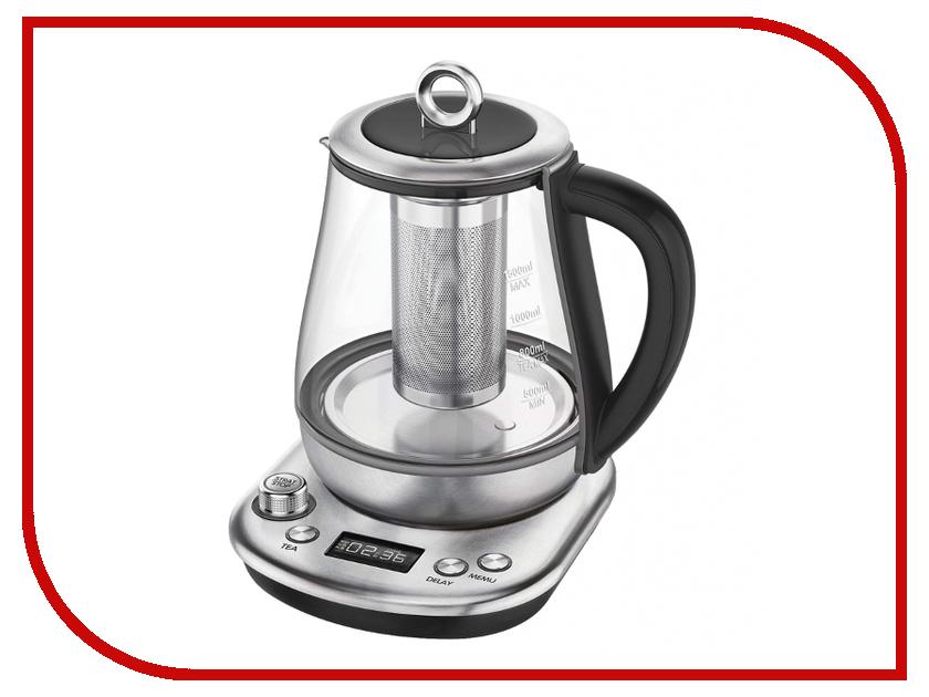 Чайник Gemlux GL-TK1598 gemlux gl sv800blr silver black терсмостат погружной
