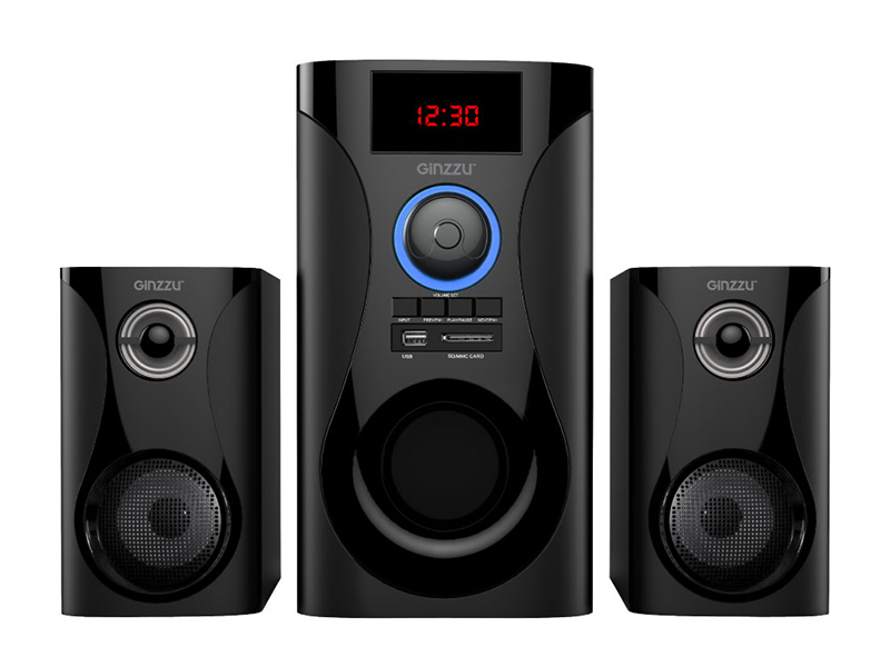 Колонка Ginzzu GM-425 Black