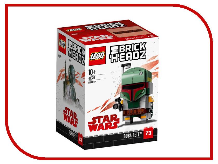 Конструктор Lego Brick Headz Боба Фетт 161 дет. 41629 конструктор lepin creators магазинчик на углу 3 в 1 491 дет 24007