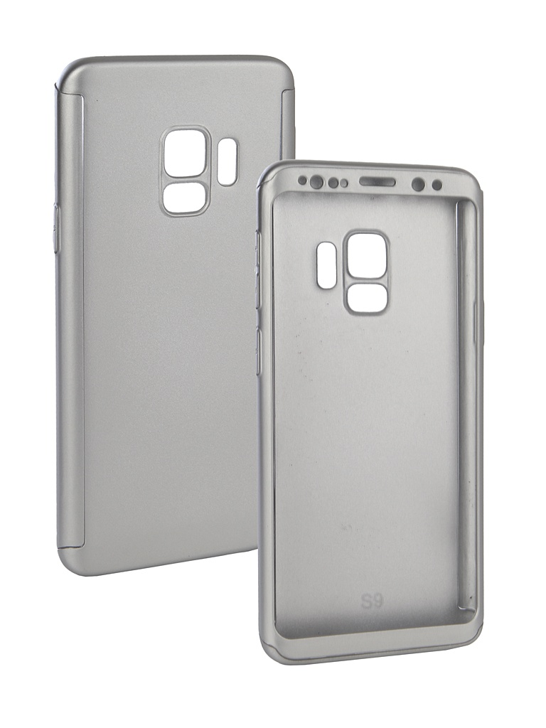 Аксессуар Чехол ZNP для Samsung Galaxy S9 360 Degree Silver стилус other apple ipad samsung galaxy s3 i9300 21 eg0628