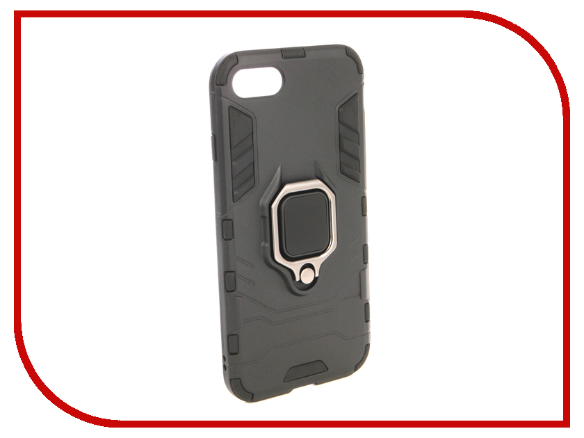 Аксессуар Чехол для APPLE iPhone 8 ZNP Black аксессуар чехол innovation jeans для apple iphone 7 8 white 10774
