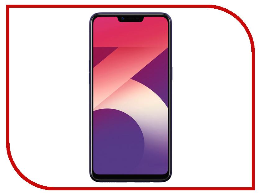 Сотовый телефон OPPO A3s Black-Purple goowiiz коричневый oppo f5