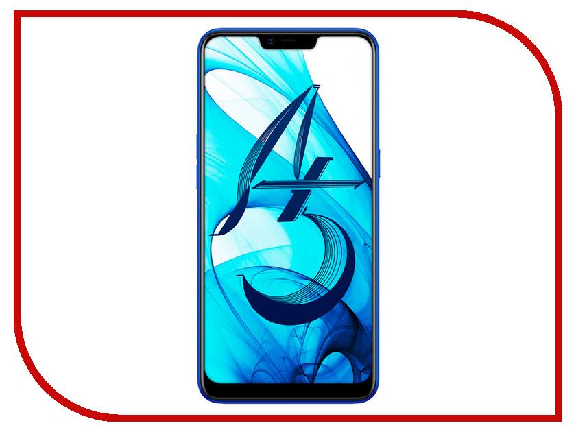Сотовый телефон OPPO A5 Diamond Blue стоимость