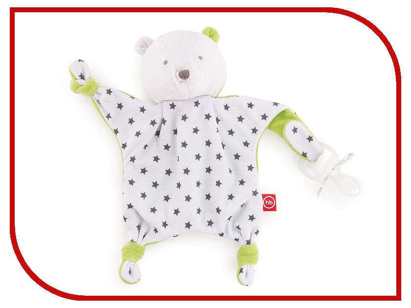 Пустышка Happy Baby 11023 4690624027444 happy baby happy baby развивающая игрушка руль rudder со светом и звуком