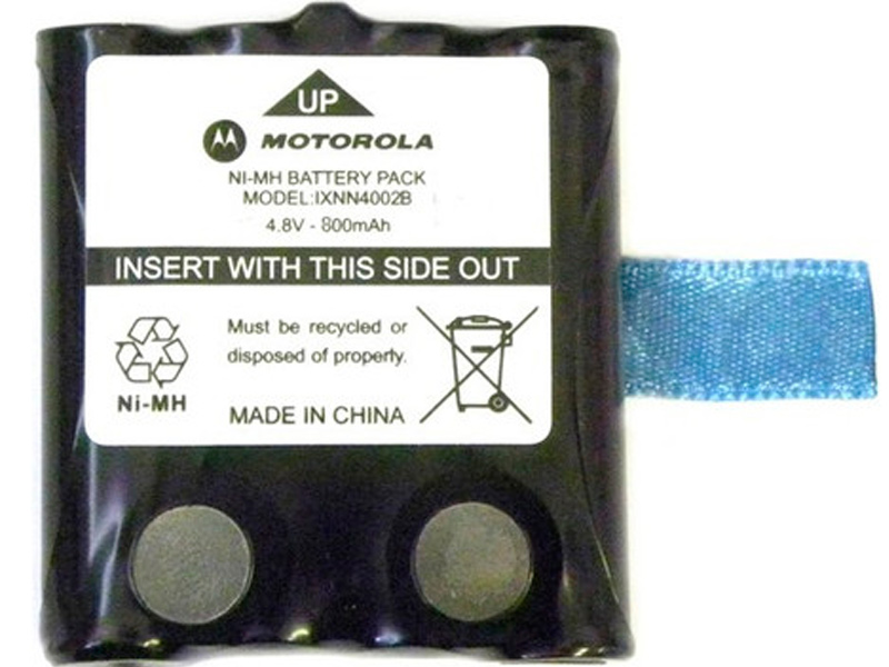 Аккумулятор Motorola PTM-T5 800mAh для TLKR