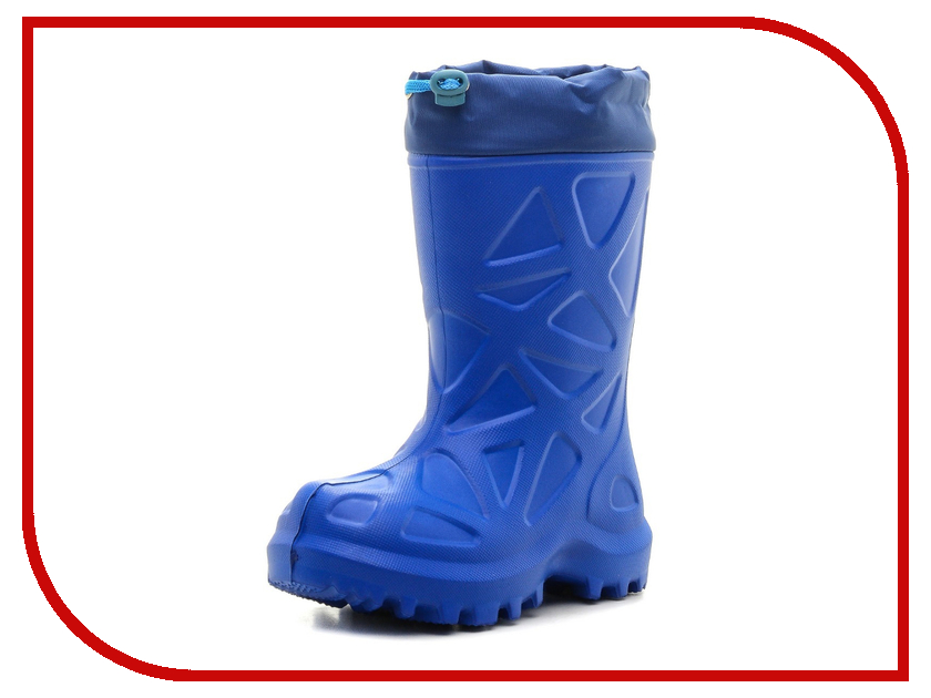 Сапоги Woodline ЭВА 490НУ Blue р.31-32 сапоги woodline рысь эва 869у dark blue р 36 37
