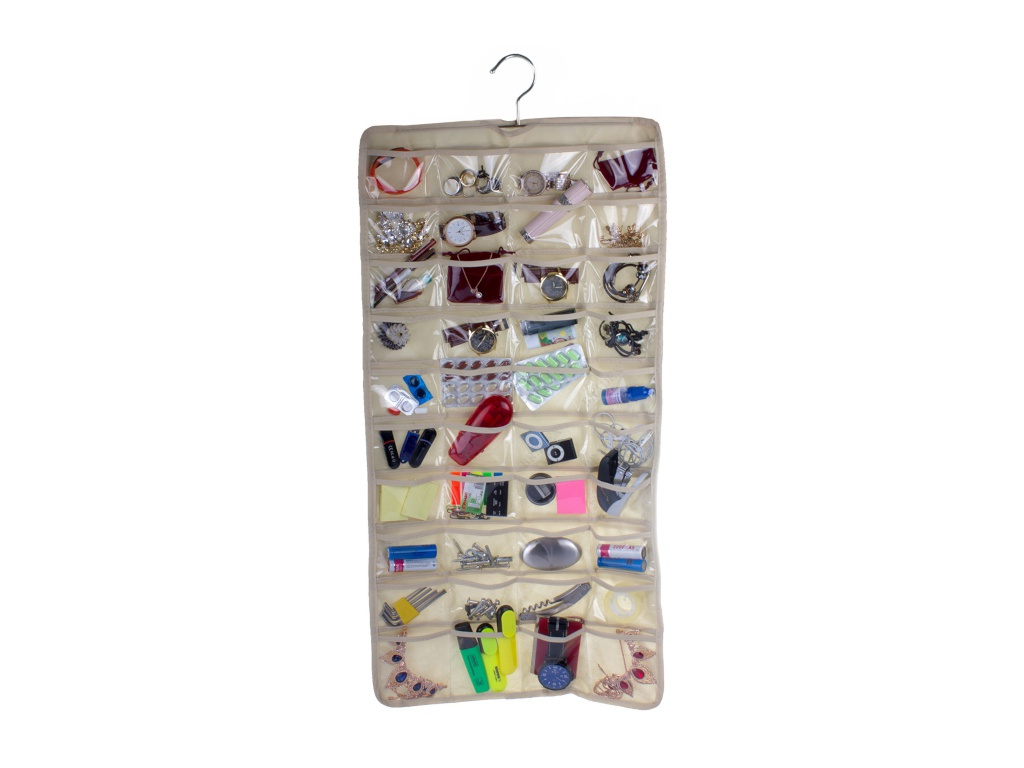 Аксессуар Органайзер для мелочей Bradex TD 0491 аксессуар органайзер bradex сумка в сумке grey td 0339