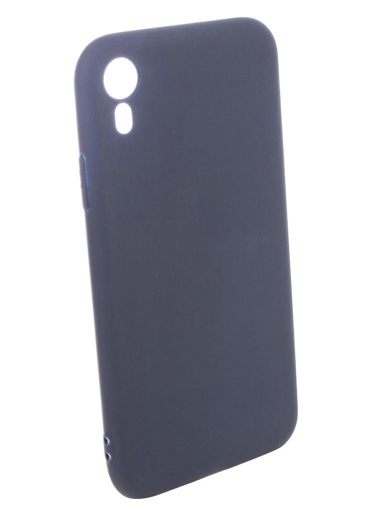 Аксессуар Чехол Pero для APPLE iPhone XR Soft Touch Blue PRSTC-IXRBL аксессуар чехол для apple iphone x pero soft touch turquoise prstc ixc