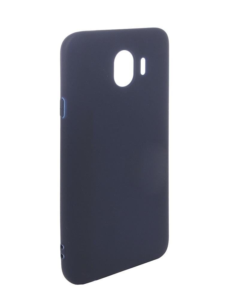 Фото - Аксессуар Чехол Pero для Samsung Galaxy J4 2018 Soft Touch Blue PRSTC-J418BL аксессуар чехол для samsung galaxy a7 2018 pero soft touch red prstc a718r