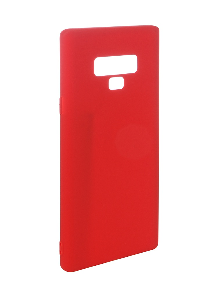 Аксессуар Чехол Pero для Samsung Galaxy Note 9 Soft Touch Red PRSTC-N9R аксессуар чехол для samsung galaxy s8 plus pero soft touch black prstc s8pb