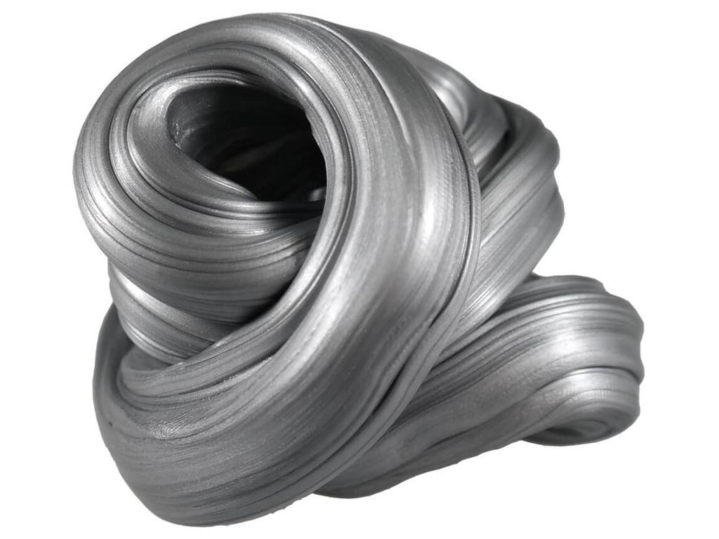 Слайм Nano Gum Эффект серебра 25гр NGCCS25