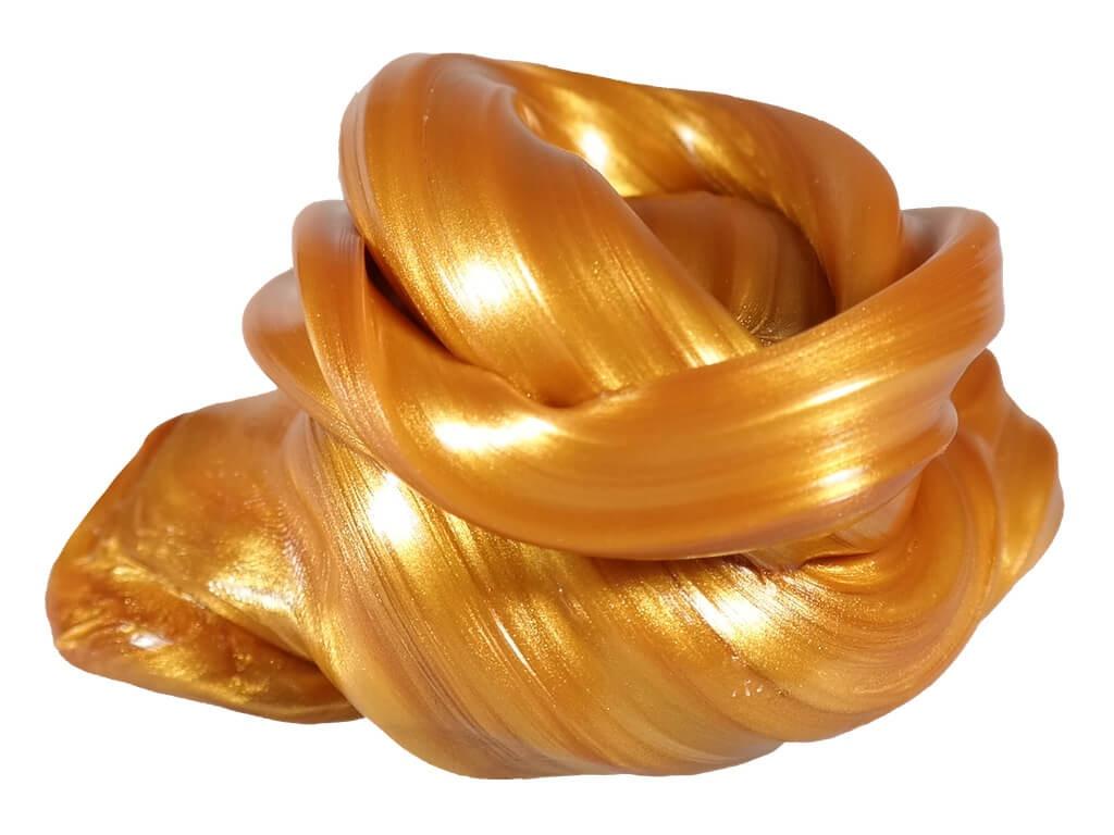 Слайм Nano Gum Эффект золота 25гр NGCG25
