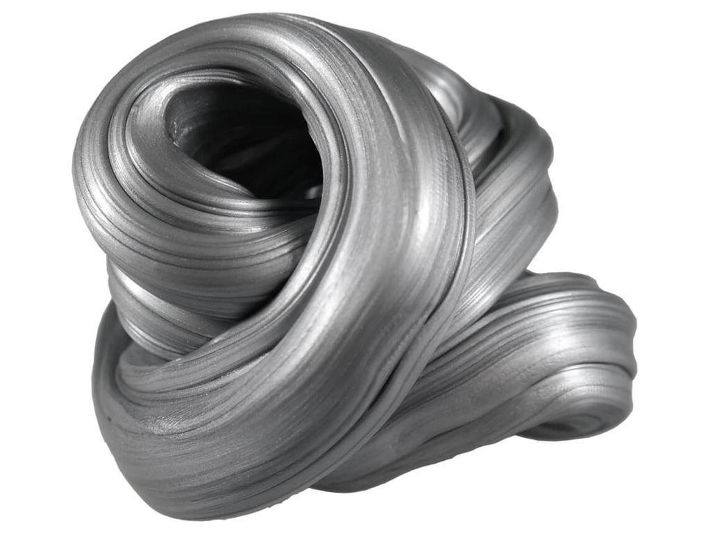 Слайм Nano Gum Эффект серебра 50гр NGCCS50