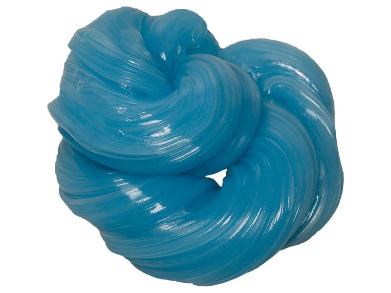 Слайм Nano Gum 25гр светится в темноте Blue NGBG25