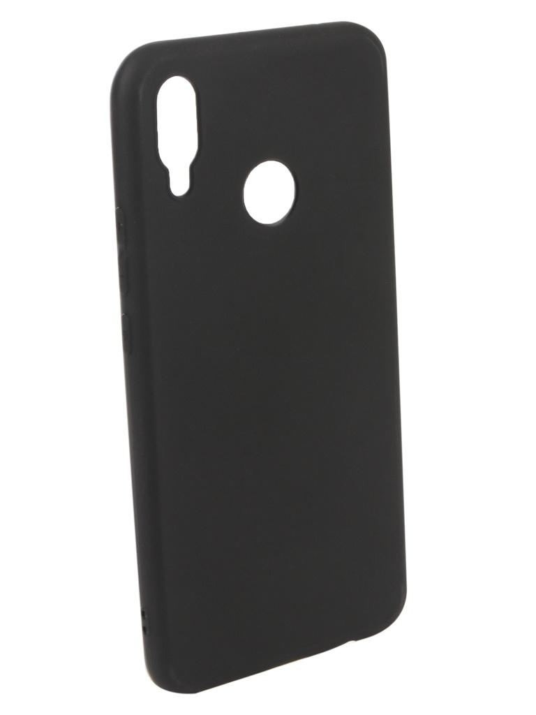 Аксессуар Чехол Zibelino для Huawei Nova 3i 2018 Soft Matte Black ZSM-HUA-NOVA3i-BLK аксессуар чехол zibelino для huawei nova 3i 2018 soft matte red zsm hua nova3i red