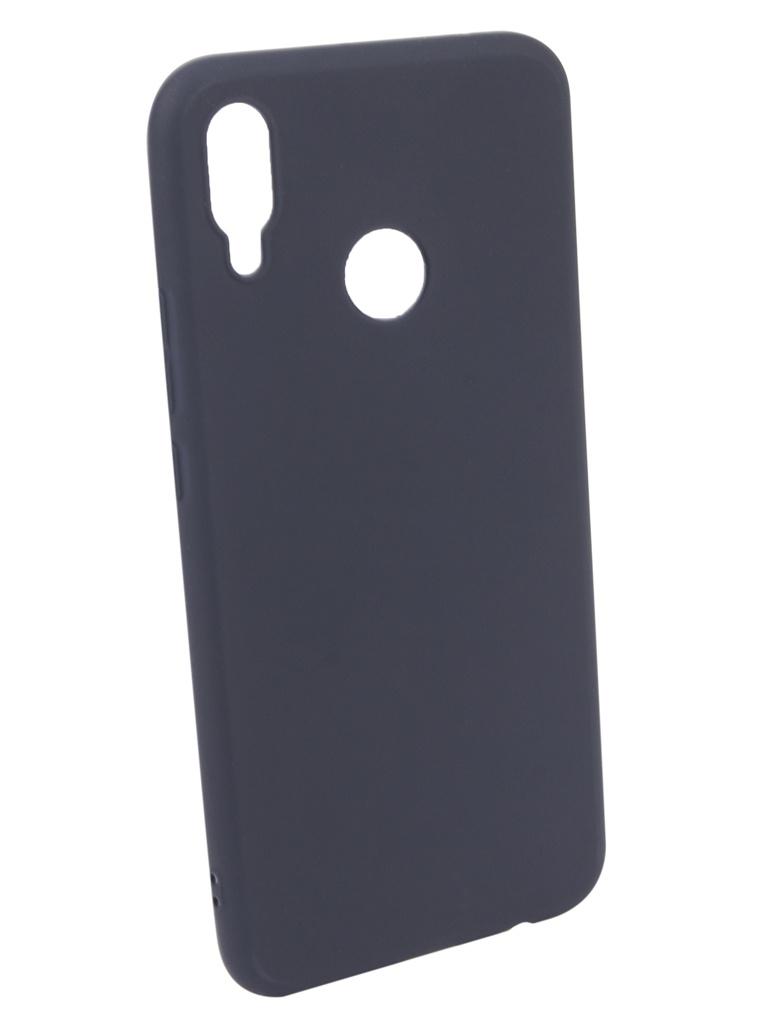 Аксессуар Чехол Zibelino для Huawei Nova 3i 2018 Soft Matte Blue ZSM-HUA-NOVA3i-BLU аксессуар чехол zibelino для huawei nova 3i 2018 soft matte red zsm hua nova3i red