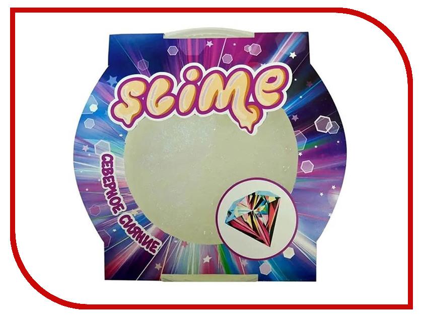 Игрушка антистресс Лизун Slime Mega 300гр северное сияние S300-3 цена 2017