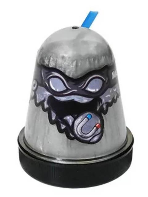 Слайм Лизун Slime Ninja 130гр Silver S130-10