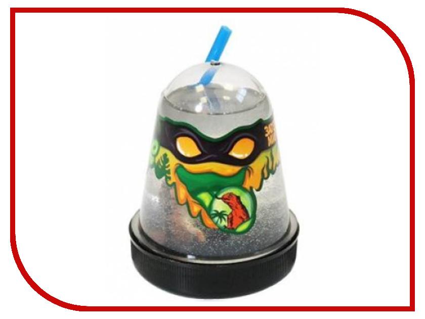 Фото - Игрушка антистресс Лизун Slime Ninja 130гр Затерянный мир, ящерица S130-12 игрушка лизун тм slime ninja затерянный мир ящерица 130гр