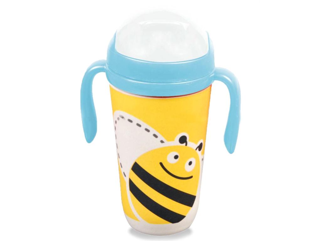 Поильник Eco Baby Пчелка 350ml 600212