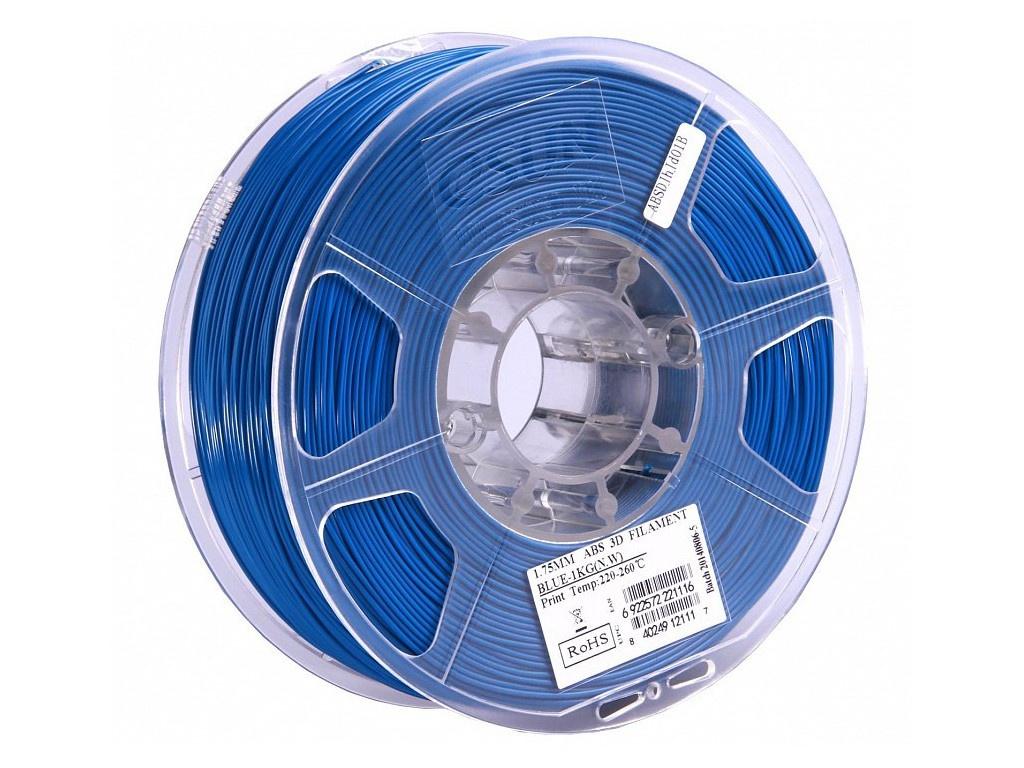 Аксессуар eSun ABS нить 1.75mm 1kg Blue Т0025323