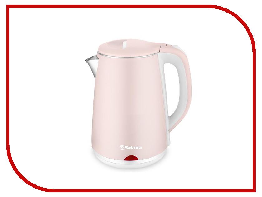 Чайник Sakura SA-2150WP фен sakura sa 4032p