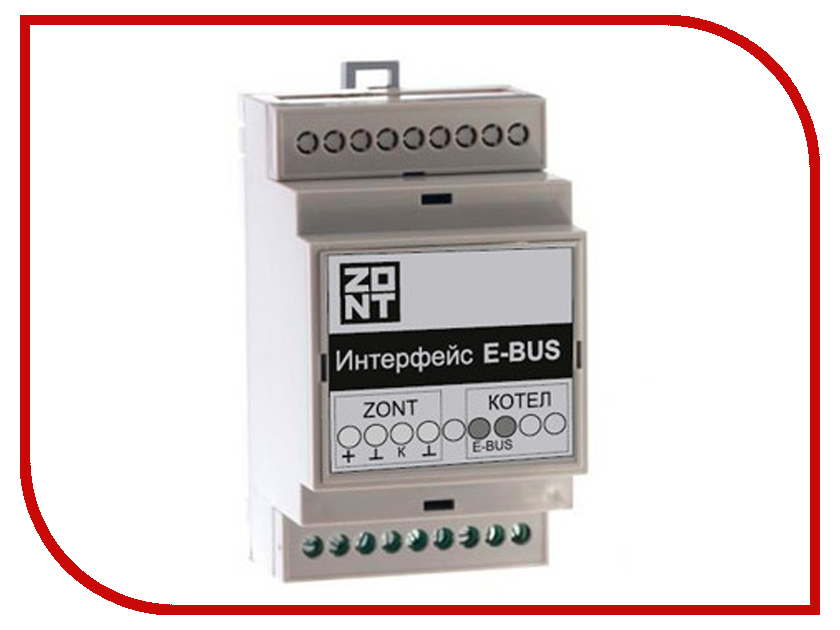 Контроллер Zont E-Bus автосигнализация zont ztc 710 slave