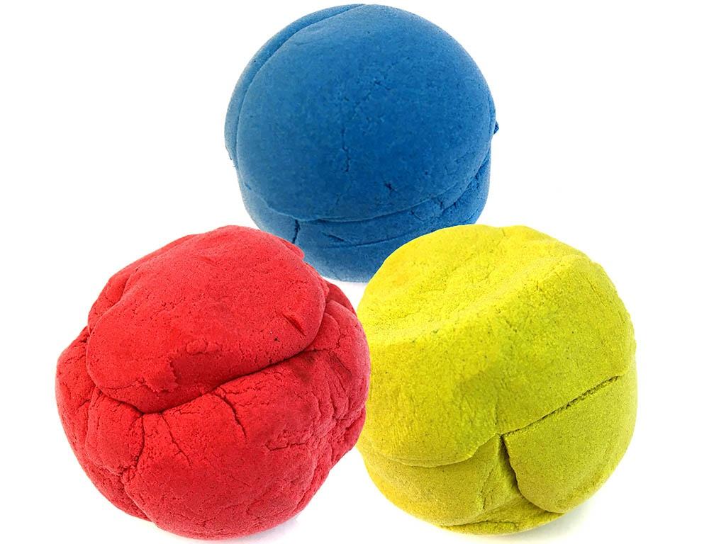 Набор для лепки Эластик 360гр Blue/Red/Yellow PE026