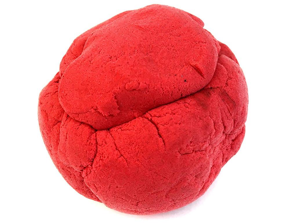 Набор для лепки Эластик 120гр Red PE0153