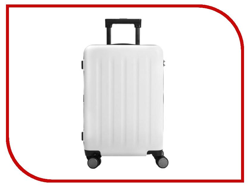 Чемодан Xiaomi RunMi 90 Points Trolley Suitcase 20 White Moon Light