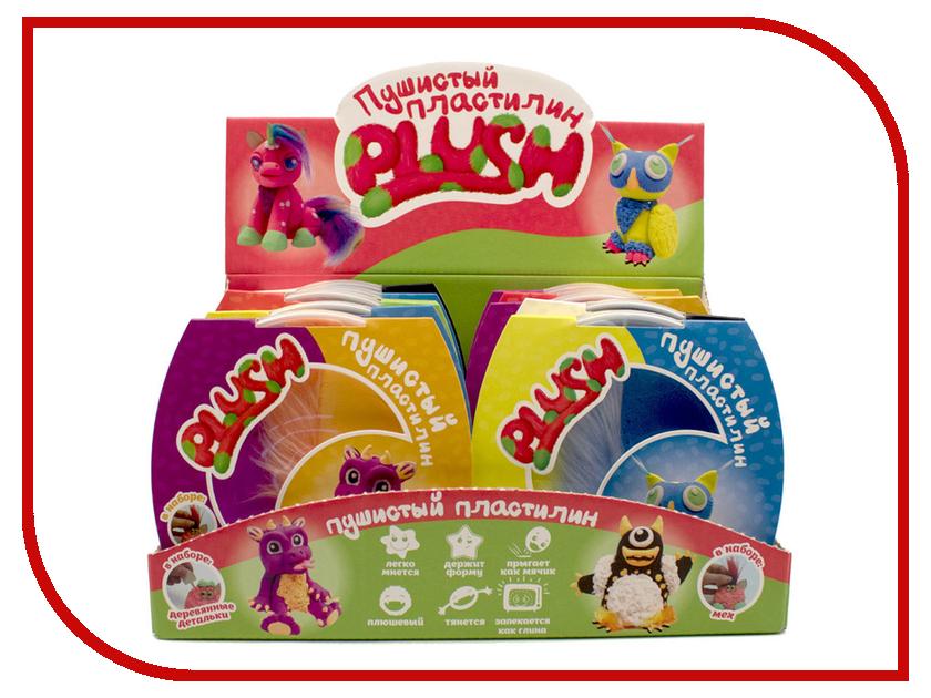 Набор для лепки Plush 1600гр PL02201805 rainbow alpacasso alpaca plush soft doll arpakasso kawaii llama plush amuse soft toy stuffed animal children gift
