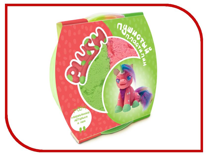 Набор для лепки Plush 160гр Pink/Green PL02201801 rosenlew rc 312 plush pink