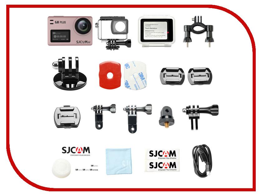 Экшн-камера SJCAM SJ8 Plus Rose