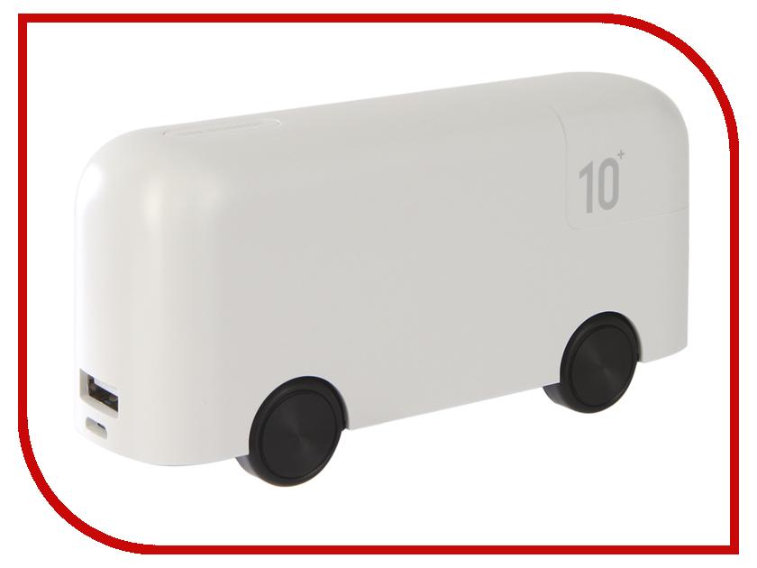 Аккумулятор Red Line Bus 10000mAh White аккумулятор activ pb10 03 10000mah white grey 63769