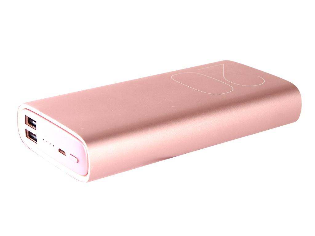 Аккумулятор Red Line RL-20000mAh Pink