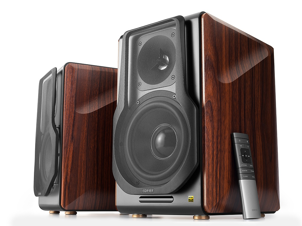 Колонки Edifier S3000 Pro Brown-Black