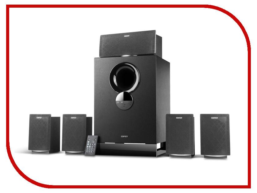 Колонка Edifier R501BT Black цена